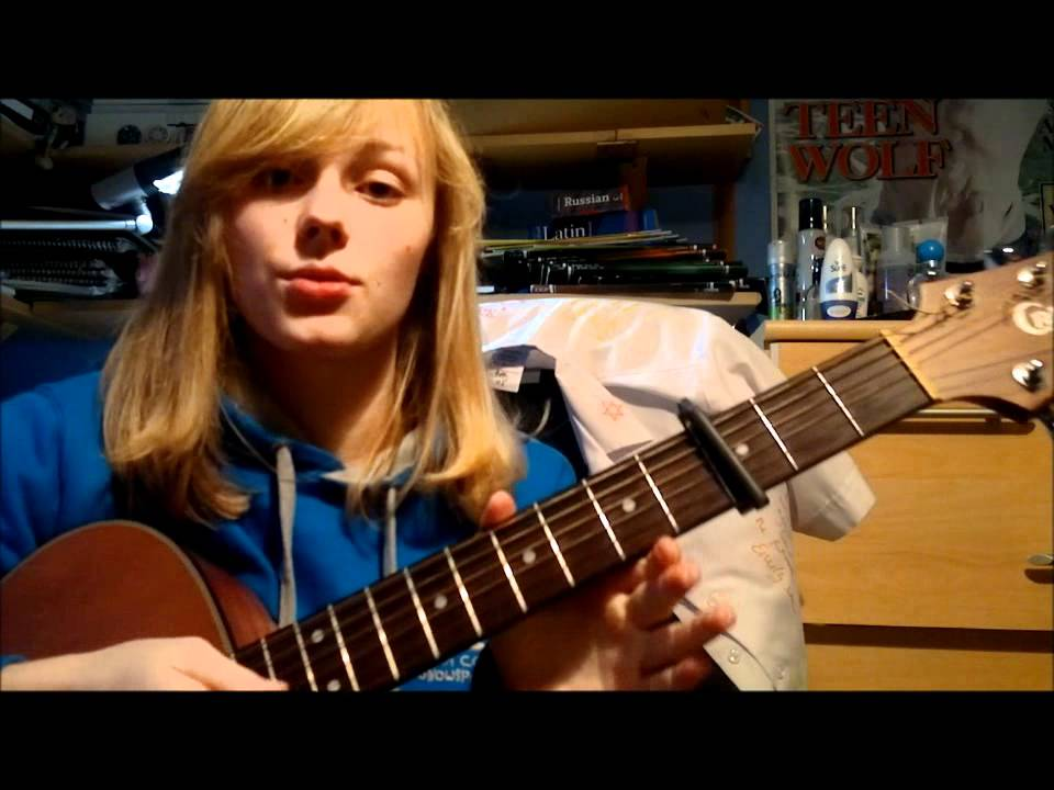 How To Play Santa Baby Taylor Swift Version Easy Guitar Lesson