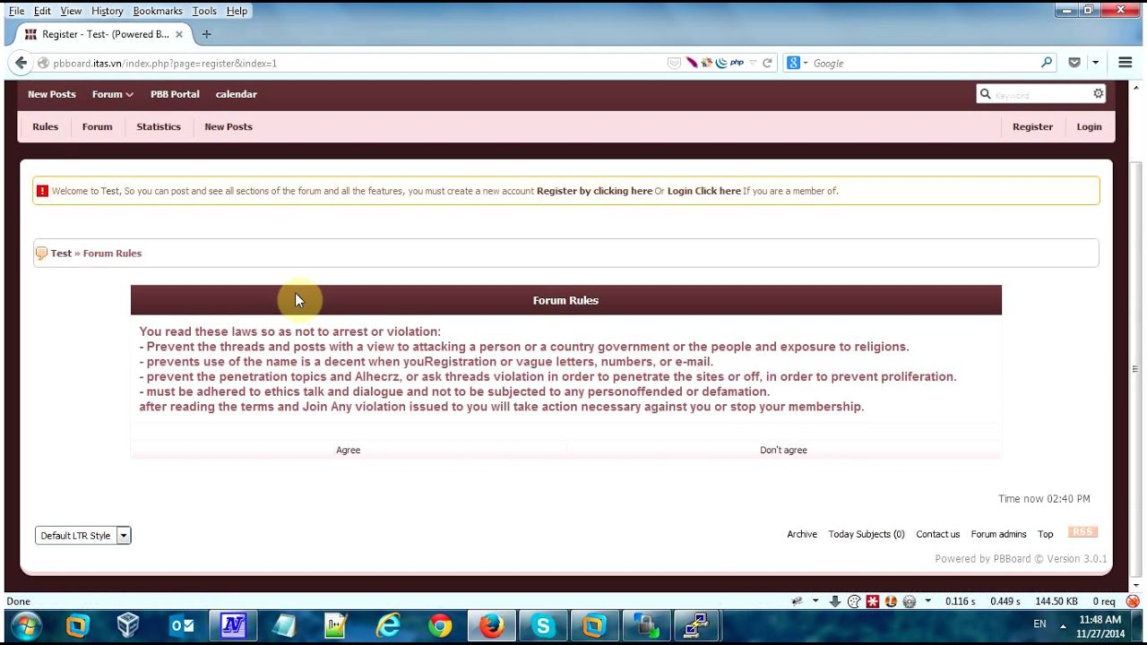 www itas vn - ITAS Team - SQL Injection in PBBoard CMS