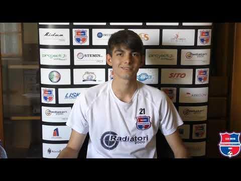 Cristian Spini: il primo gol in campionato, la vigilia di Vcbg-Brusaporto