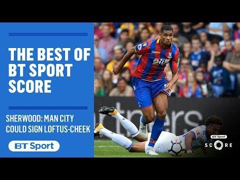 Tim Sherwood: Ruben Loftus-Cheek is good enough to play for Manchester City