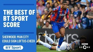 Tim Sherwood: Ruben Loftus-Cheek is good enough to play for Manchester City