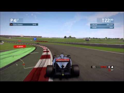 GP New Delhi GP2 - F1 SIMU - Saison 4