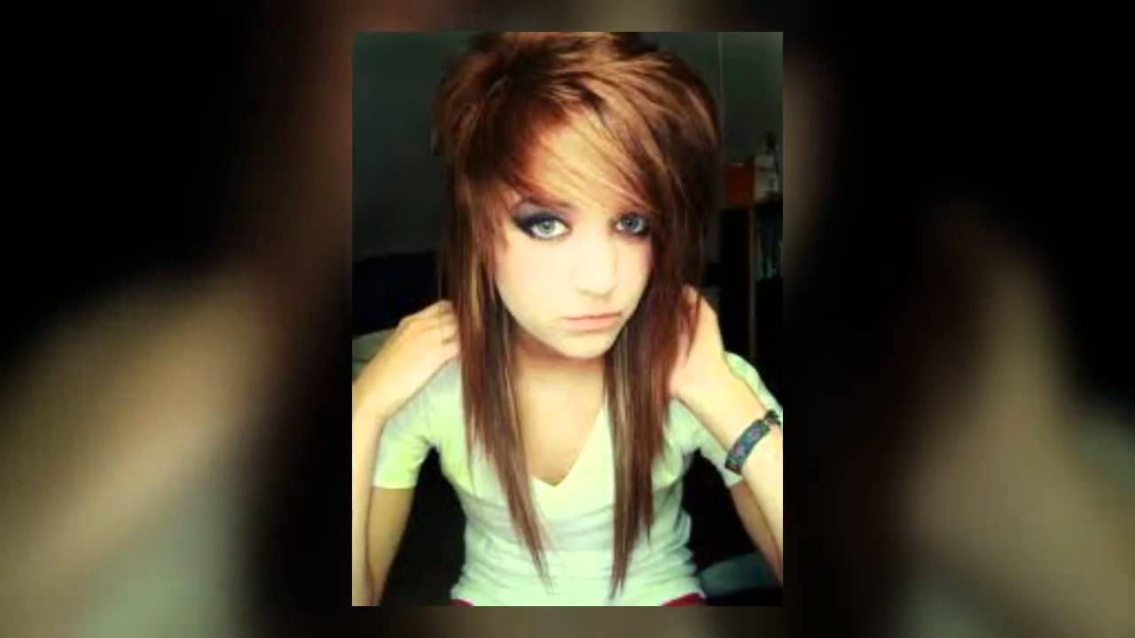 Emo HairStyles For Girls YouTube