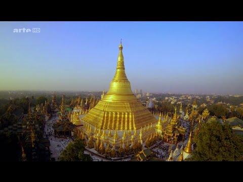 Birmanie, le pays des pagodes dorées