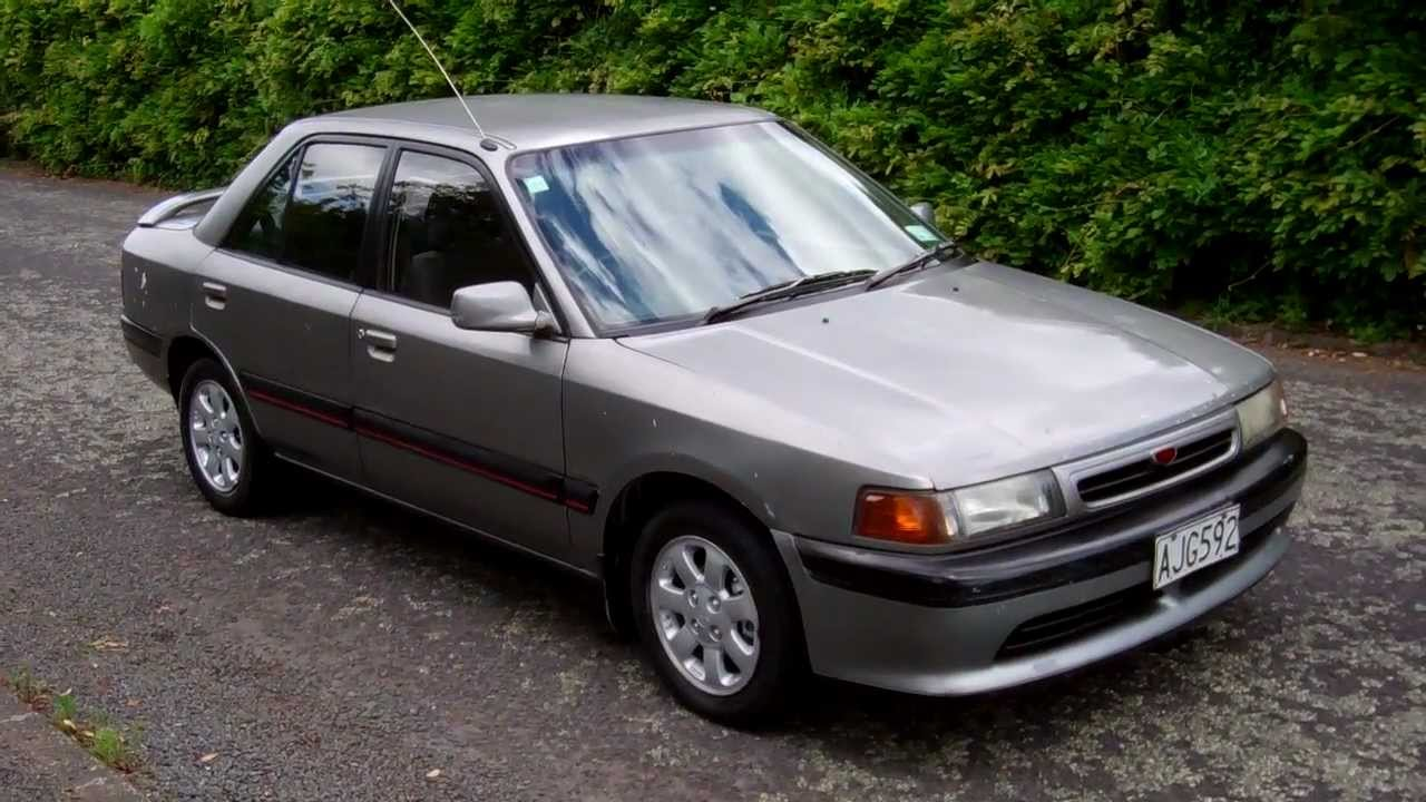 1992 Mazda Familia Interplay 1 RESERVE Cash4CarsCash4Cars