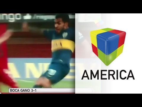 Tevez y una tremenda lesión a un juvenil de Argentinos Juniors