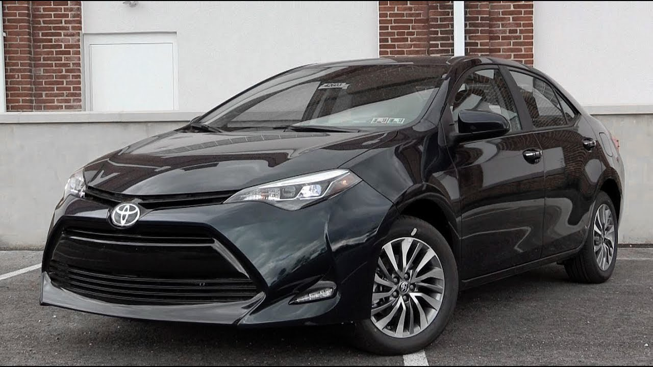 2018 Toyota Corolla Review Youtube