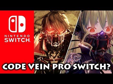 CODE VEIN Sairá Para O Nintendo Switch?