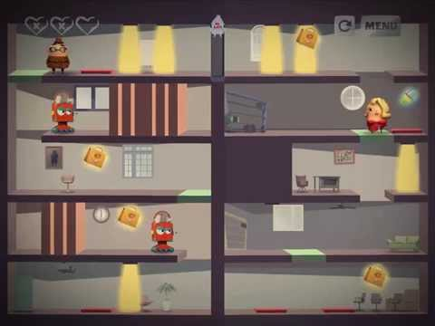 McLeft LeRight puzzle-game short trailer