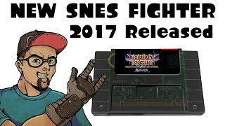 """New SNES Game Released in 2017 """"Unholy Night"""" Review"""