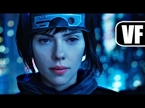GHOST IN THE SHELL Bande Annonce VF (2017) Scarlett Johansson streaming vf