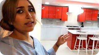 دكتوره خلود تعرض مطبخ منزلها الجديد.. شوفوا الفخامة 😍