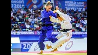 Путь воина. Самая юная в истории дзюдо Чемпионка мира - украинка Дарья Билодид ( Bilodid Daria)