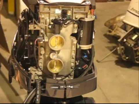 Outboard Throttle Shift Cables Stiff Solved Funnydog Tv