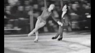 Татьяна Тарасова и Георгий Проскурин -1965 г..flv