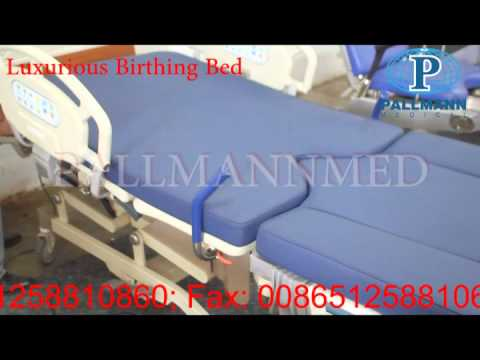 China Electric Birthing Bed,Maternity Bed Manufactuer of WANROOEMED Factory