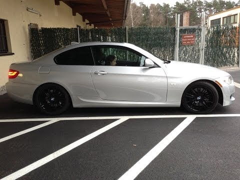 2012 Bmw 335i Coupe Youtube