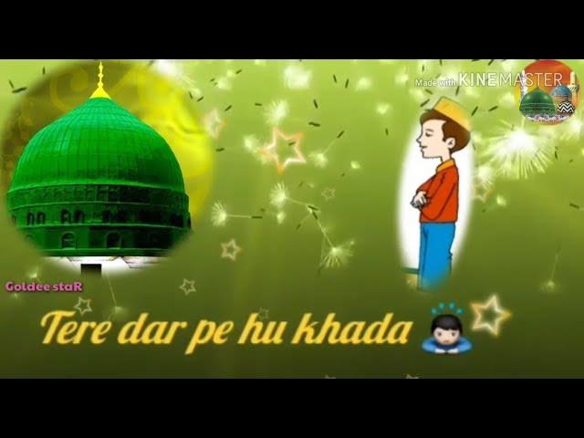 Jumma mubarak whatsapp status video | 12 Rabi ul awal status video | Eid milad un nabi status video