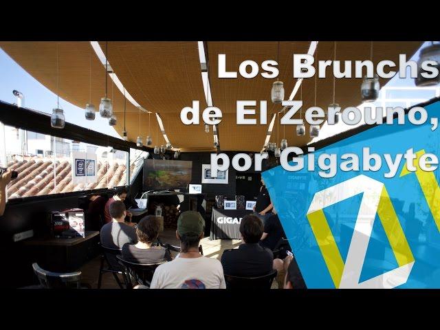 Los Brunchs de El Zerouno - Tha Hat Madrid - Gigabyte