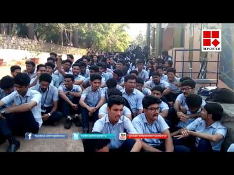 Management Expel 4 Students; Strikes Brokes Out Again in Nehru Campus│Reporter Live