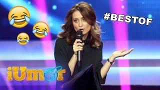Best of Ana Maria Calița, la iUmor! Stand-up comedy cu glume interzise pudicilor (2)
