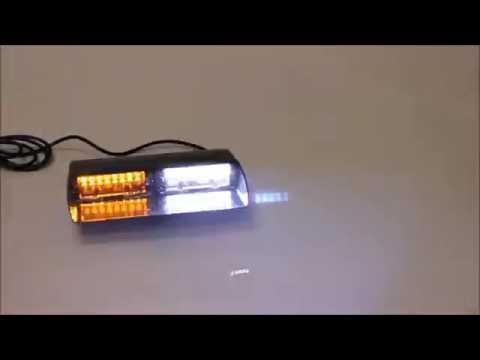 Xprite 16 LED Emergency Windshield Flash Strobe