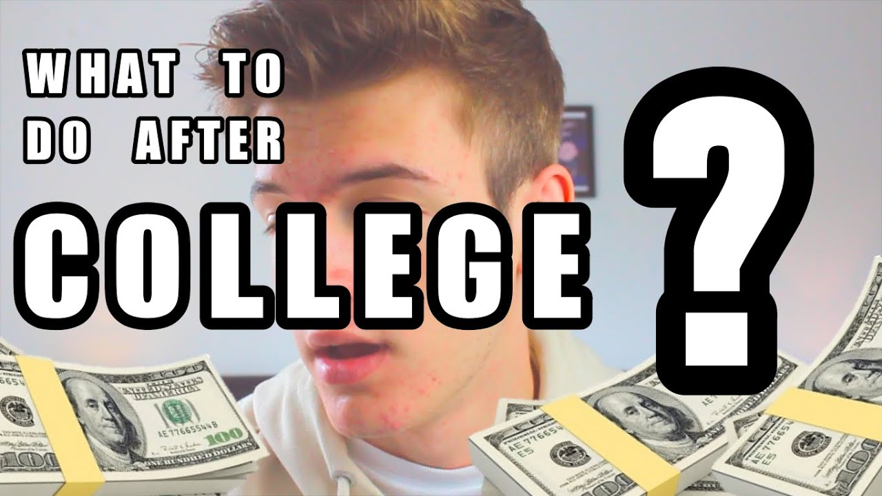 what to do after college what to do after college