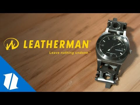 NEW Leatherman Products From SHOT Show 2018 | Blade HQ