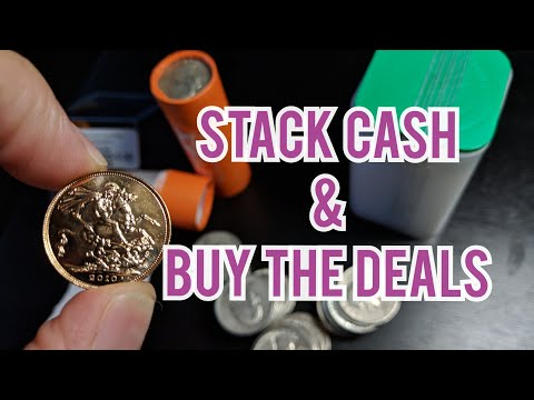 Focus on the deal. Buy gold and silver under spot price and build the foundation of your stack!