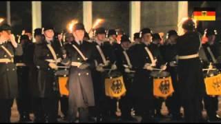 Großer Zapfenstreich für Verteidigungsminster a.D. Karl-Theodor zu Guttenberg [HD]