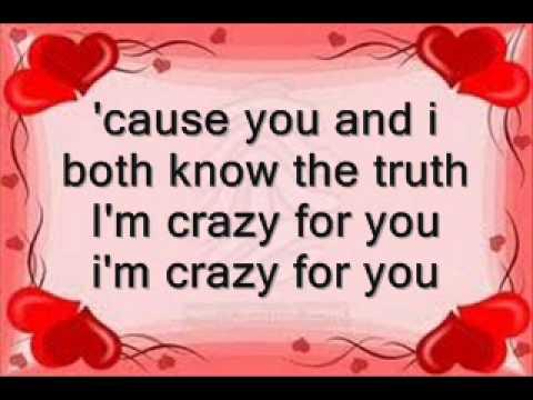 crazy for you -JLS