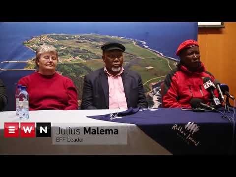 Why do we call President Jacob Zuma, Duduzane's Father in Parliament not President-EFF Julius Malema