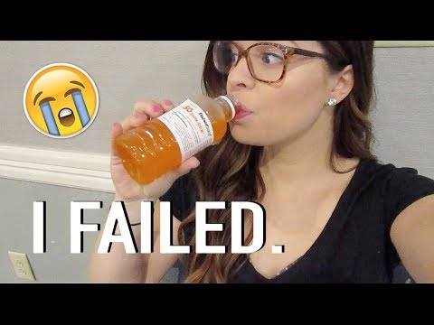 I FAILED MY GLUCOSE TEST! | DAY IN THE LIFE VLOG