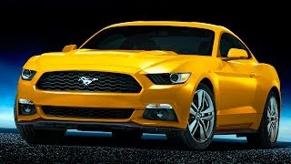 All-New 2015 Ford Mustang First Look! - The Downshift Ep. 71