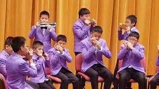 Publication Date: 2017-08-29 | Video Title: 第10屆全港學界口琴比賽