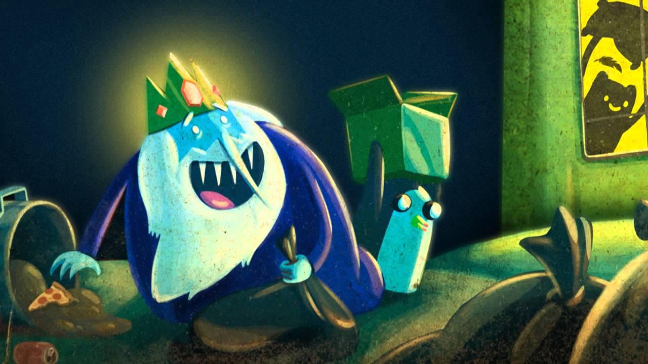 Klagmar S Top Vgm 1 214 Adventure Time Hey Ice King