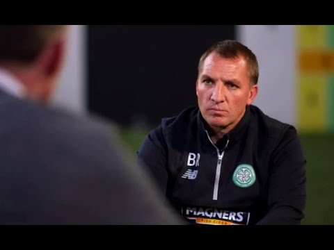 Chris Sutton - With Brendan Rodgers - Full Interview - BT Sports