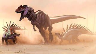 Сражения древних животных (рассказывает палеонтолог Ярослав Попов)