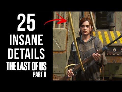 25 INSANE Details