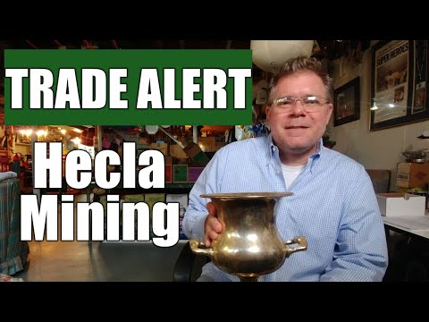 I Bought Hecla Mining At $2.26 On March 8th 2019