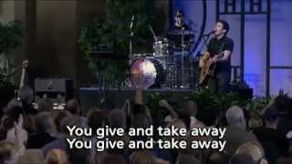 Blessed Be Your Name - Saddleback Church Worship feat. Phil Wickham.