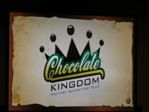 A Visit To Chocolate Kingdom In Kissimee Florida!!! (7.21.13)