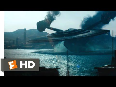 Star Trek Into Darkness (9/10) Movie CLIP - Crashing the Vengeance (2013) HD