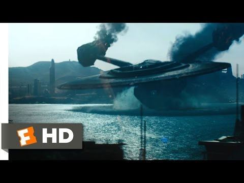 Star Trek Into Darkness (9/10) Movie CLIP - Crashing The Vengeance (2013) HD