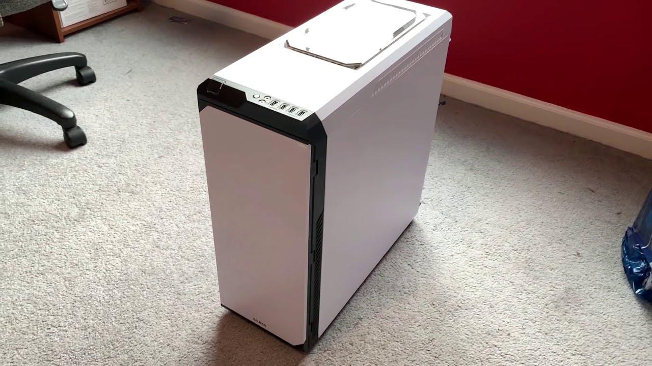 $1400 Gaming PC Build - i7 8700k + GTX 1080 Ti (Ft  Rain)