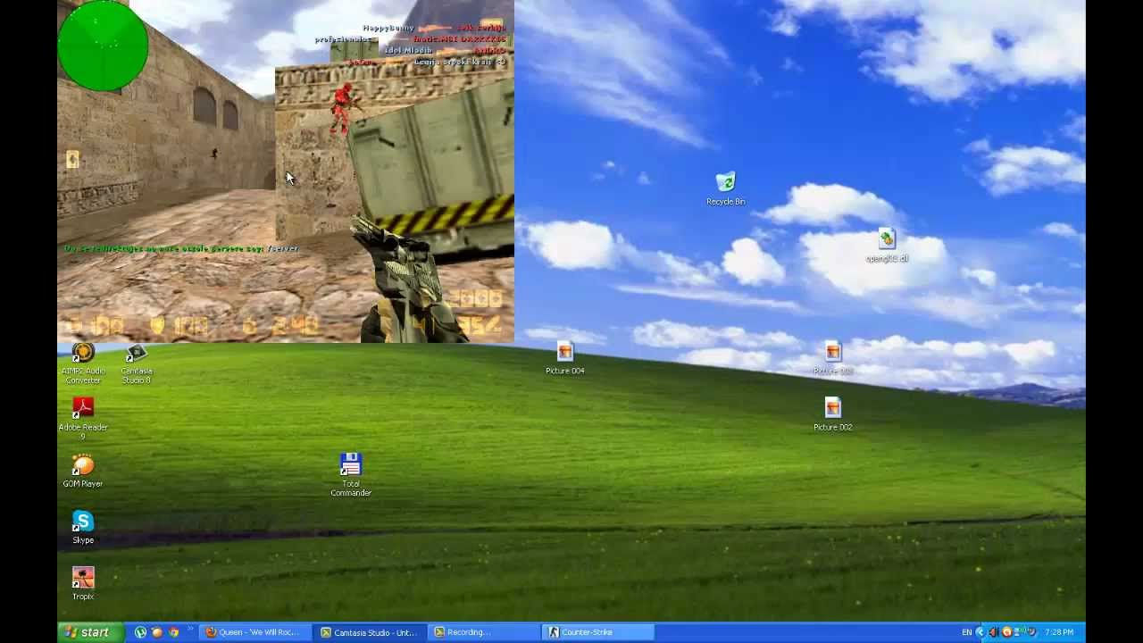 Opengl32. Dll testing, counter strike 1. 6 + download link.