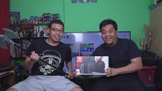 Nintendo Switch Unboxing & Review Indonesia!