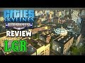 LGR - Cities: Skylines Campus Review