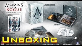 Unboxing - Assassin's Creed Rogue [PC HD 720p]