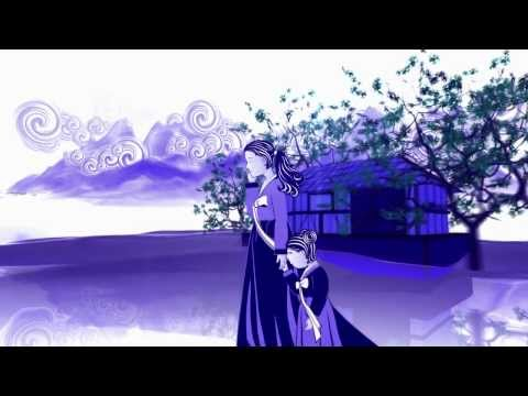 Animation Arirang Korean Folk Song